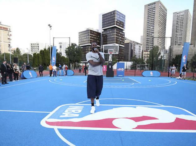 © NBA FRANCE