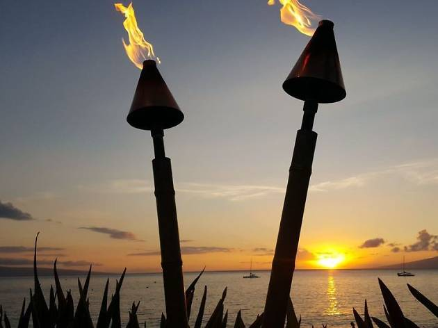 Myths of Maui Luau at the Royal Lahaina Resor