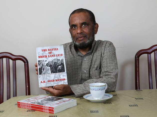 Azad Konor My London Story