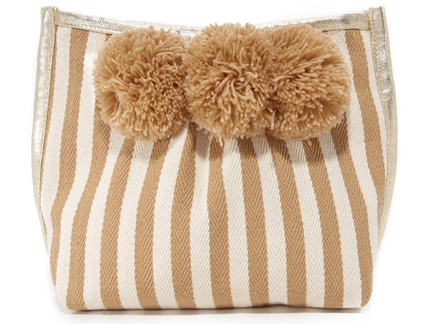 Best toiletry bags 5 Jade Tribe from Shopbop