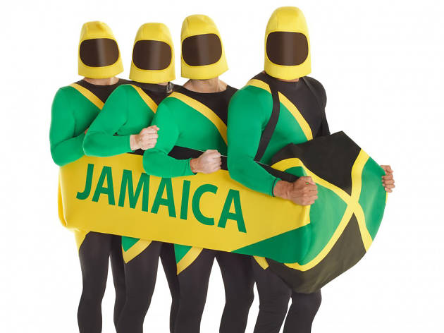 cool runnings halloween costume