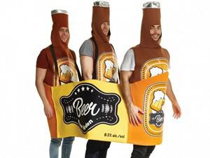 beer halloween costume