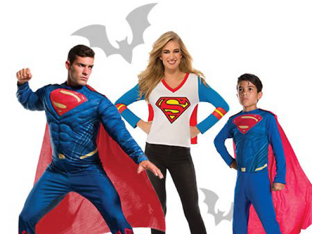 superhero halloween costumes