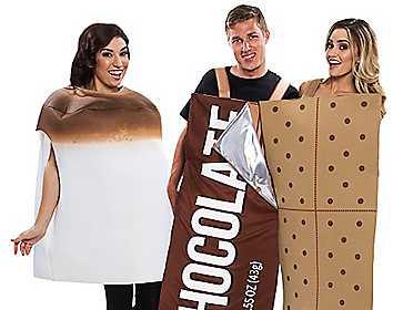 smores halloween costume