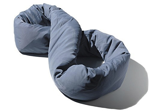 Best travel pillows 11 Huzi infinity pillow from Amazon