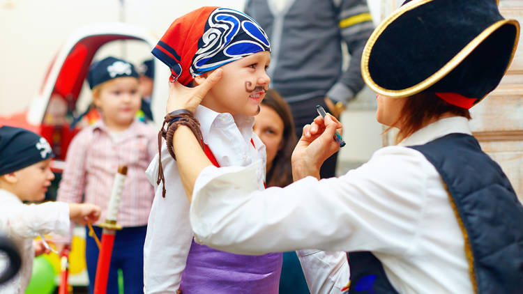 Best kids' party entertainment in NYC