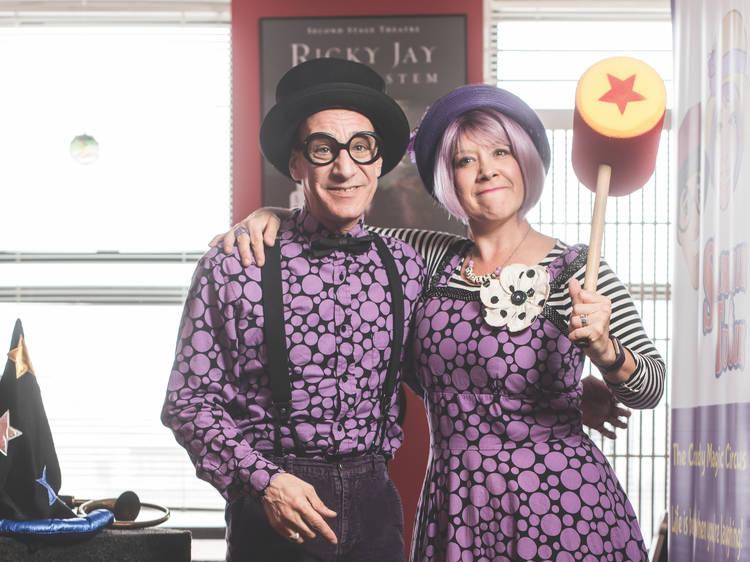 Sammie and Tudie's Magic Circus