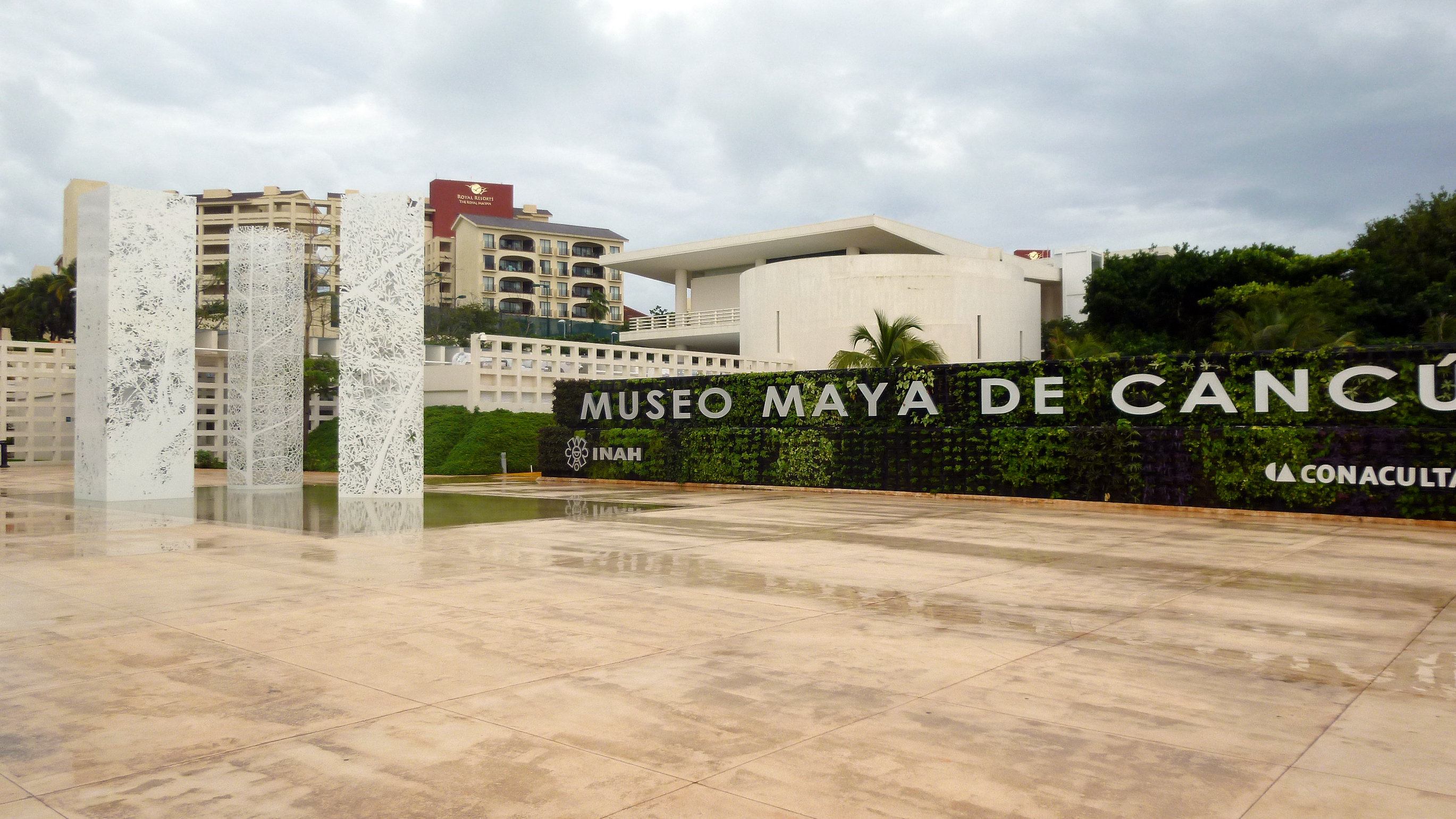 Museo Maya de Cancún