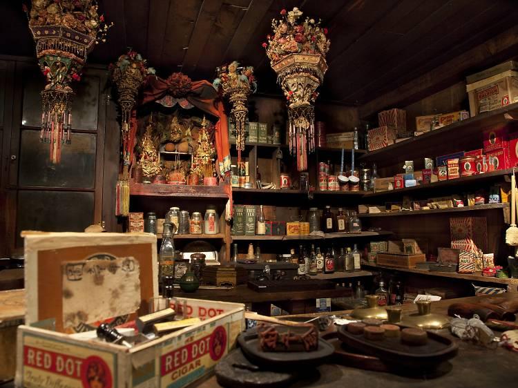 Kam Wah Chung & Co Museum