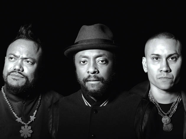 Black Eyed Peas vuelve a la CDMX
