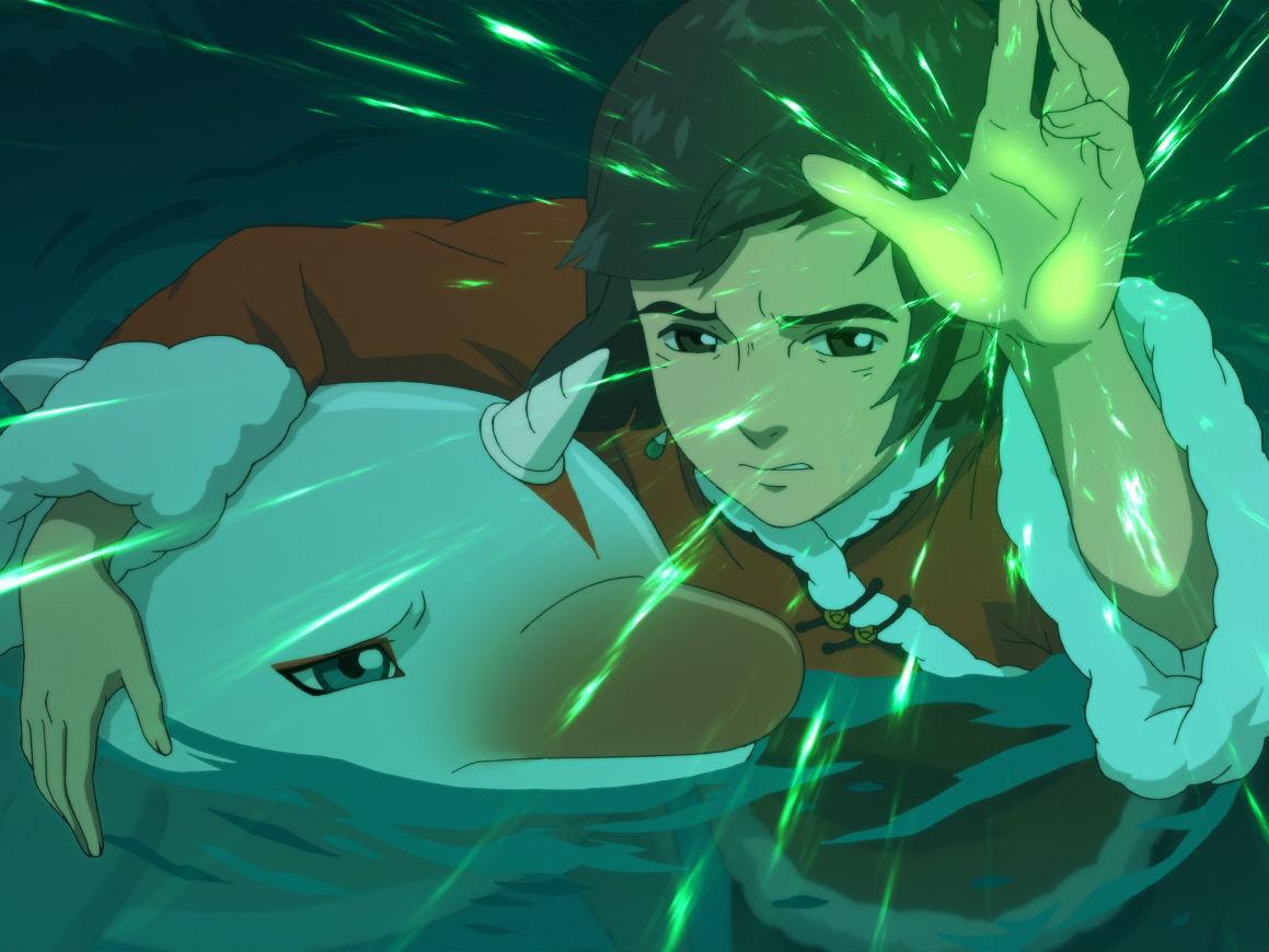 Big Fish & Begonia, la película de anime chino en Netflix