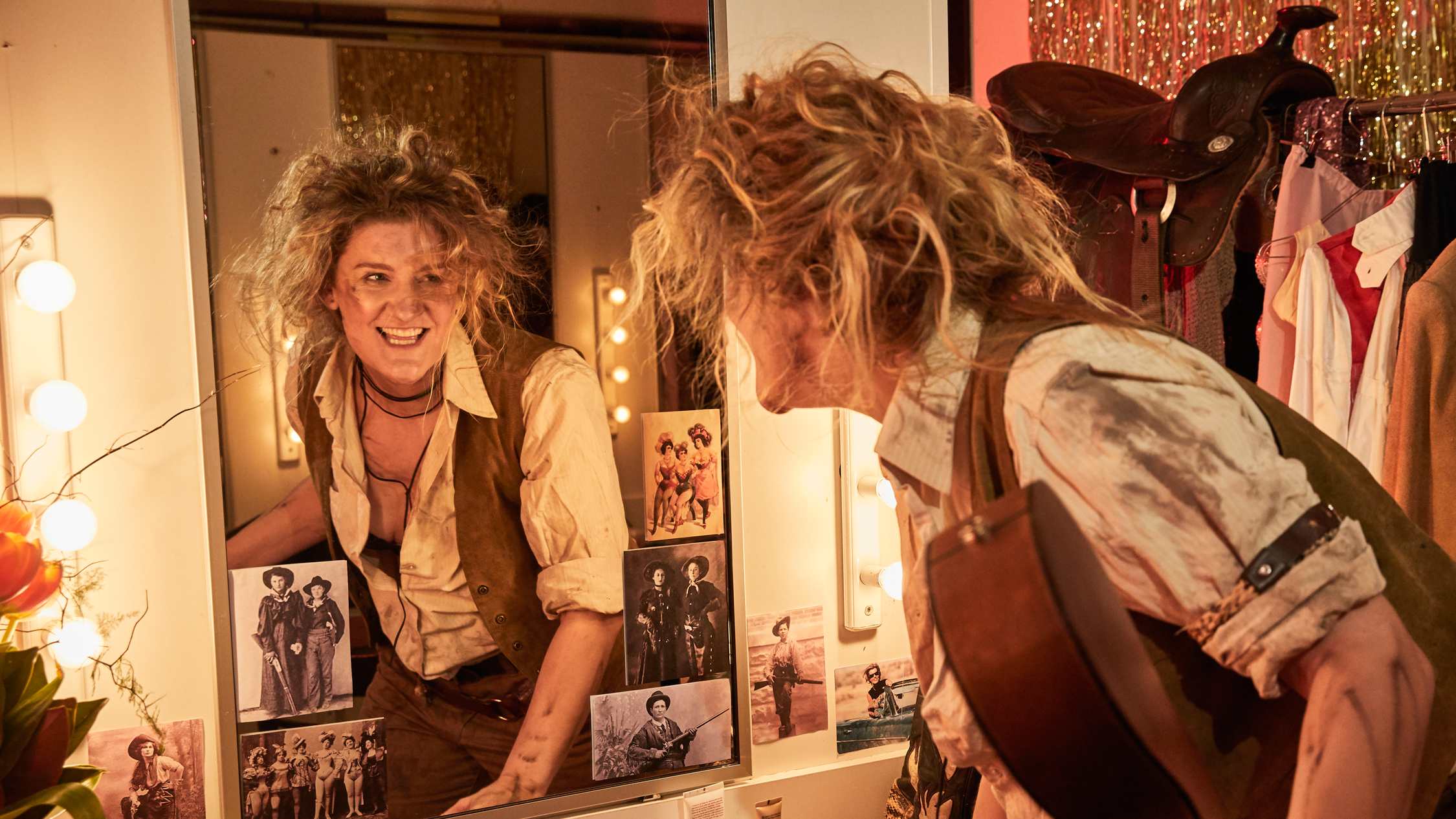 Win a VIP pass to Calamity Jane for you and three pardners