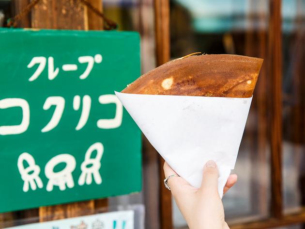 コクリコ 御成通り店