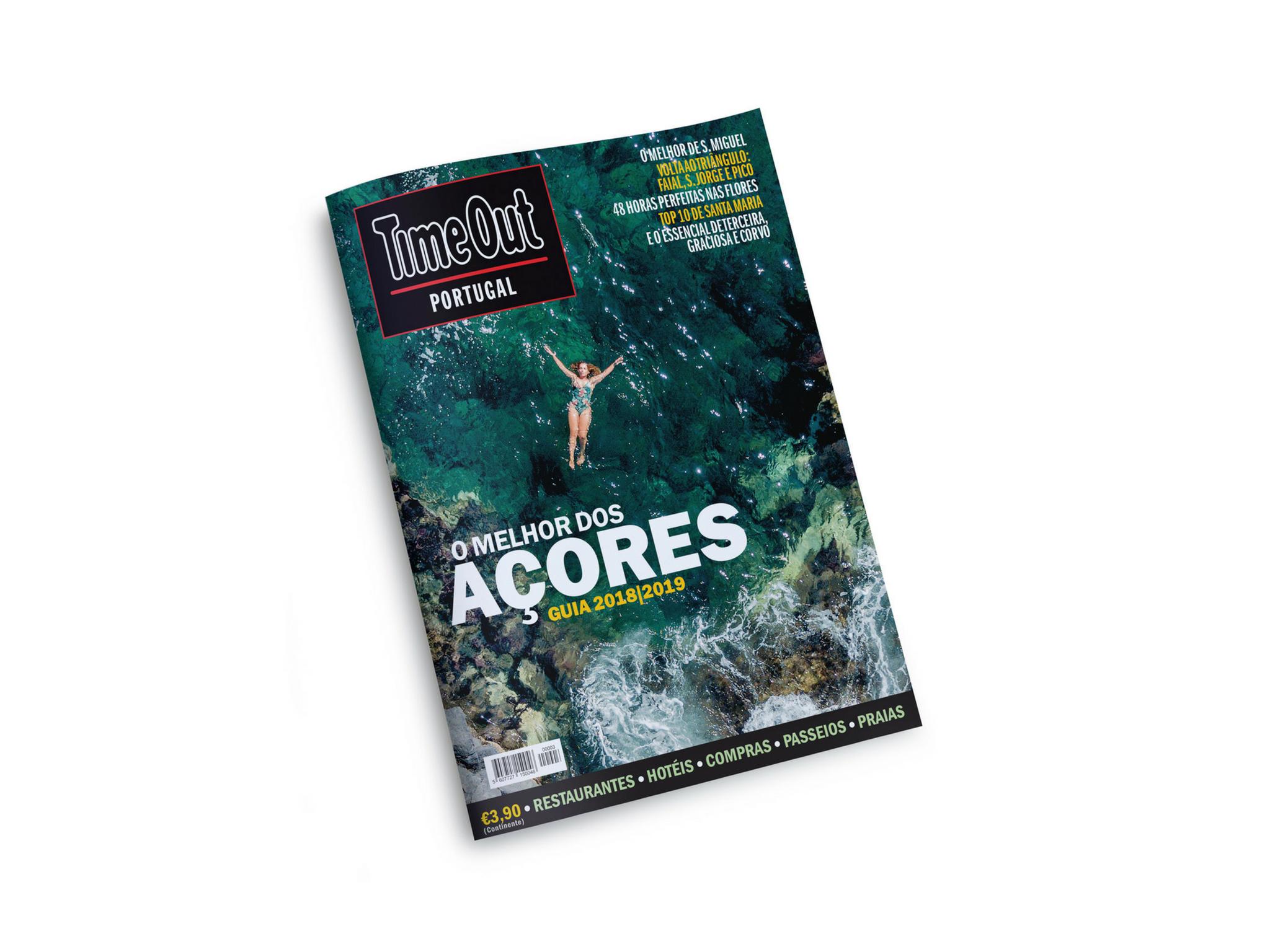 O Melhor dos Açores: Guia 2018-2019