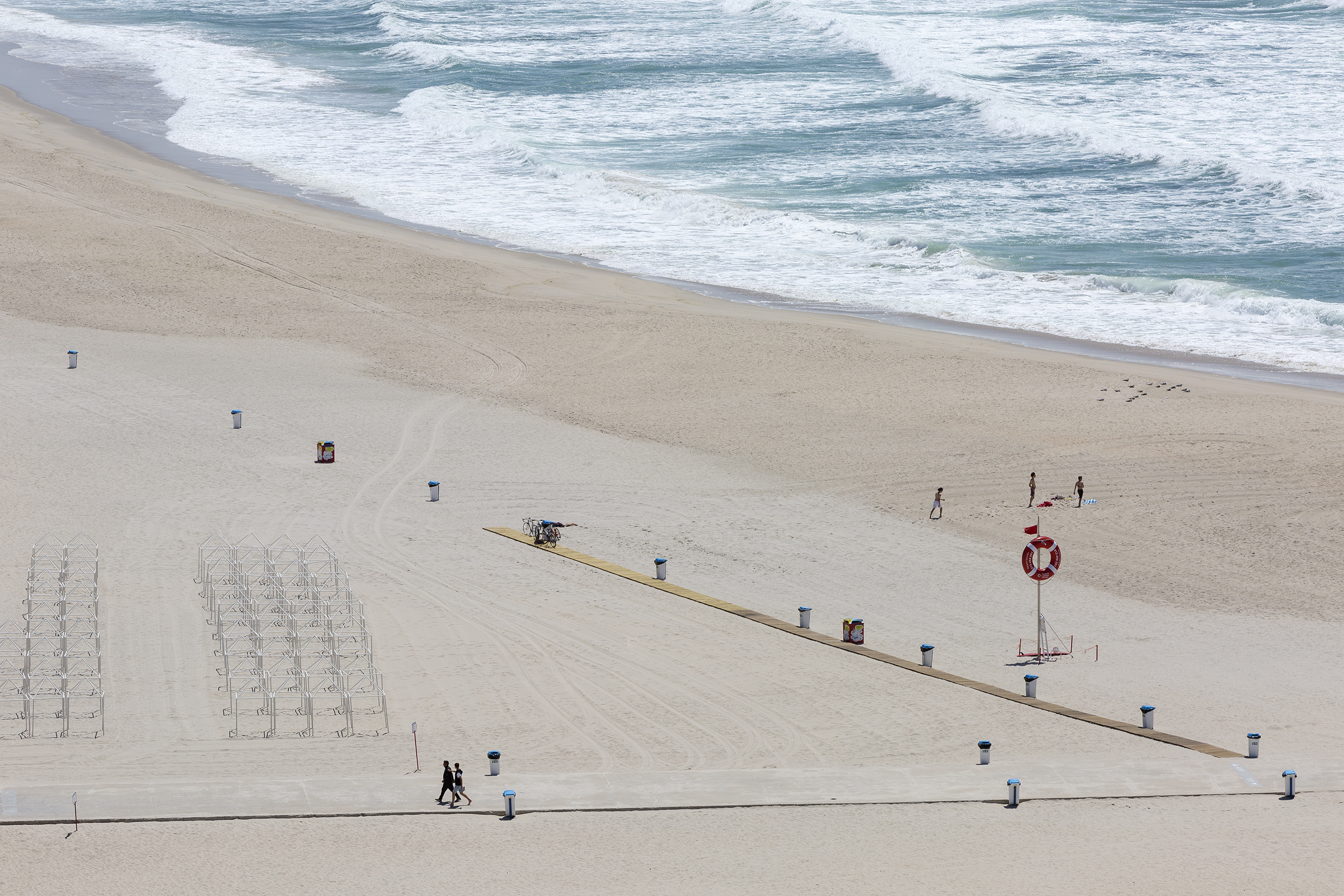 As melhores praias de Aveiro