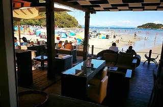 Beach Bar Del Mar