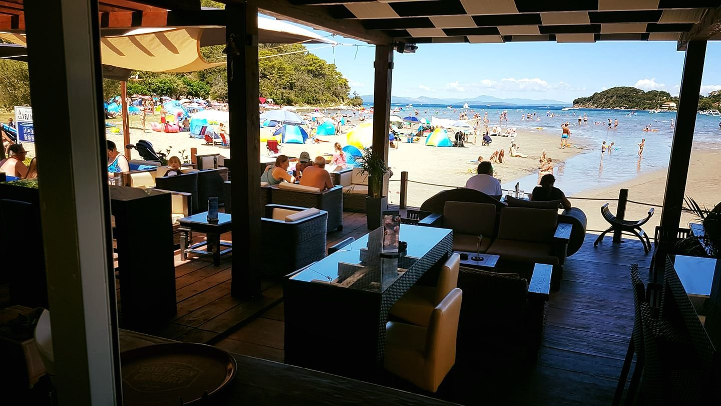 Beach Bar Del Mar