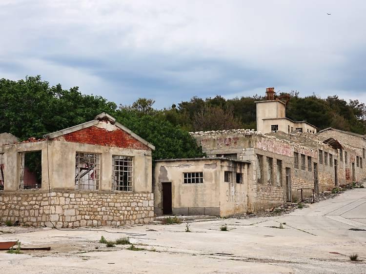 Visit Croatia's Alcatraz