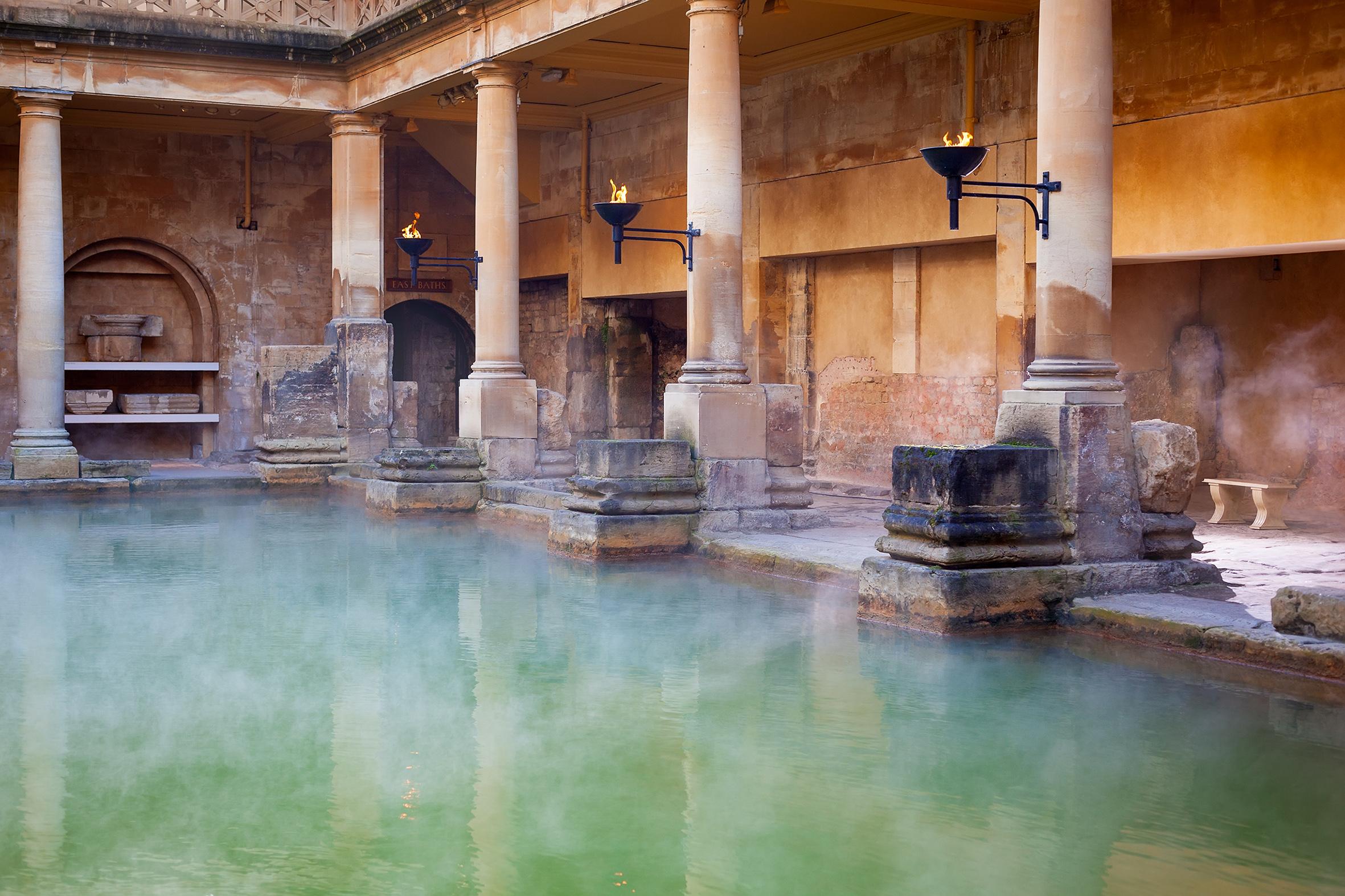 A perfect day in Bath
