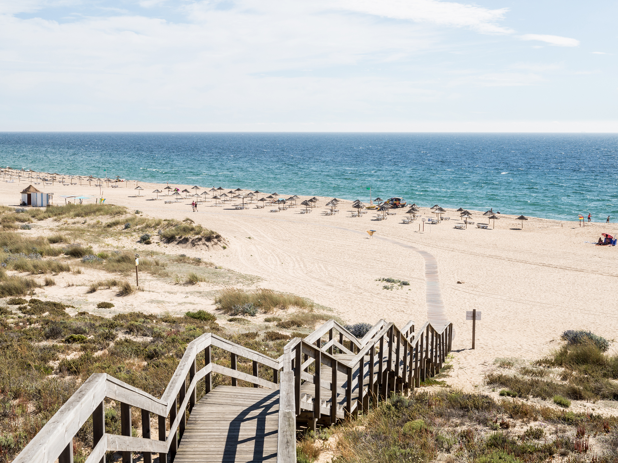 Praia de Alfarim - Meco