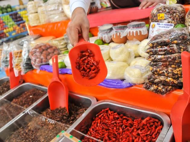 Mercado de San Juan, eitw