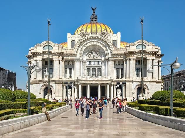 Palacio de Bellas Artes, eitw