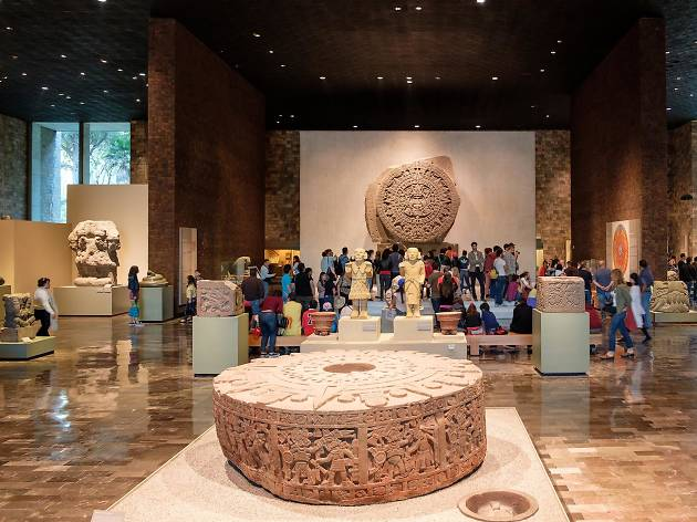 Museo Nacional de Antropología, eitw