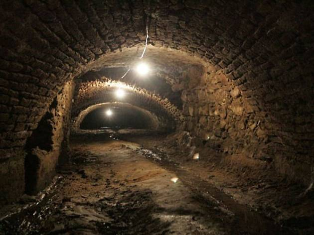 Puebla Tunnels, eitw