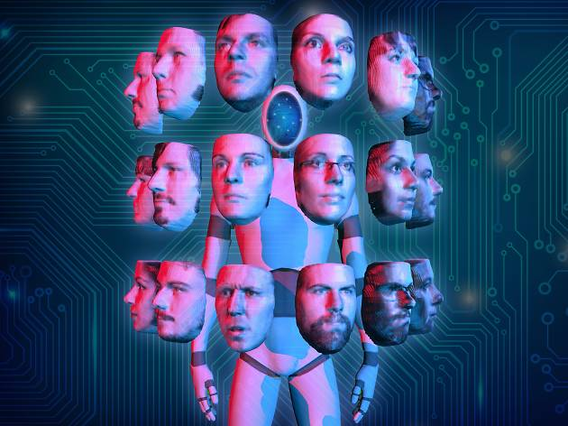 'Theatrical Turing Test' by Improverts
