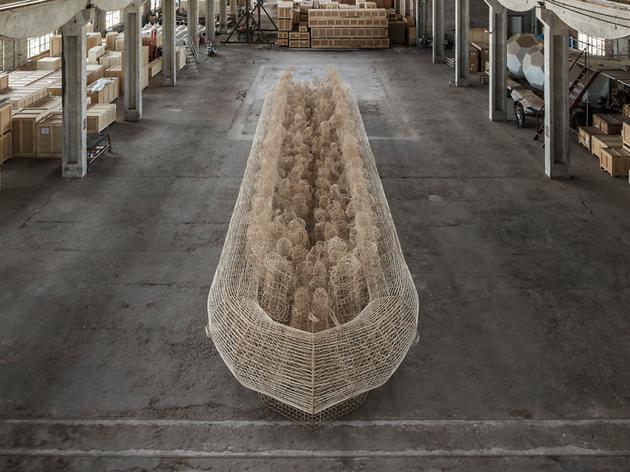 Ai Weiwei, Life Cycle, 2018