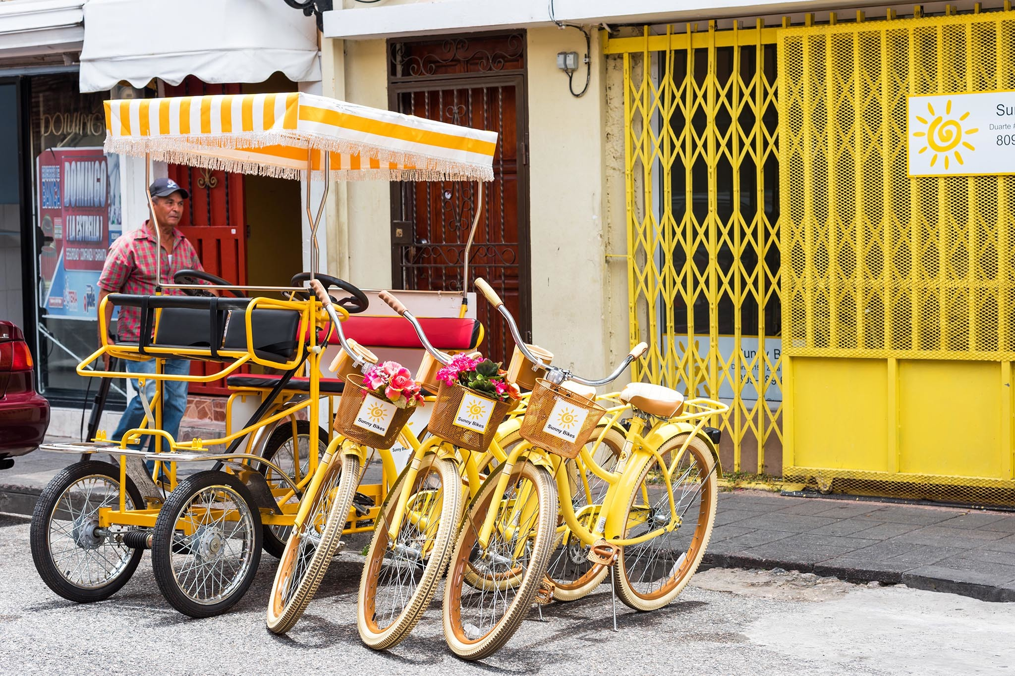 Zona Colonial, Santo Domingo, eitw