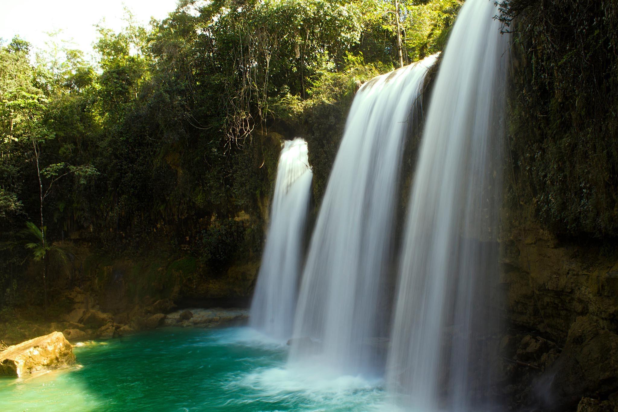 Salto Alto Waterfall, eitw
