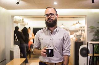 Octavio Ruiz de Almanegra Café