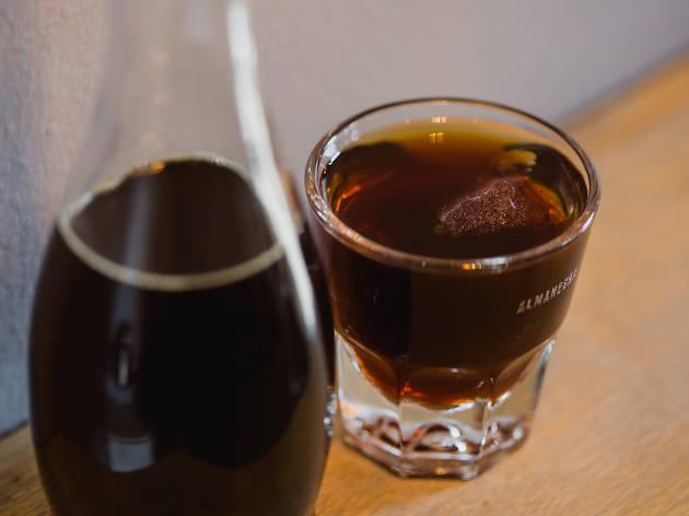 Cold brew de Almanegra Café