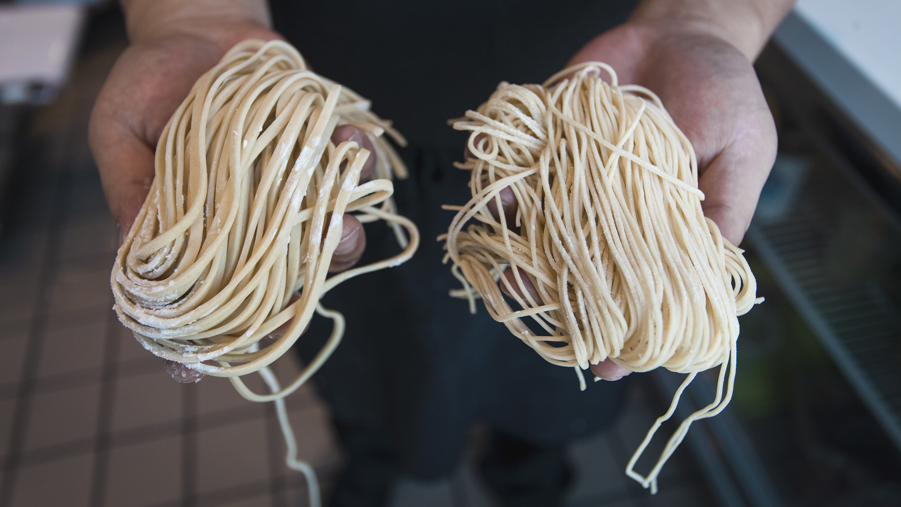 Chinatown's new ramen shop is a master class in noodle making