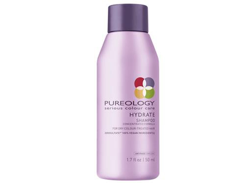 Best travel-sized toiletries 3 Pureology from Ulta