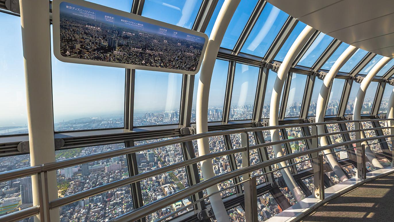 Tembo Gallery Tokyo Skytree