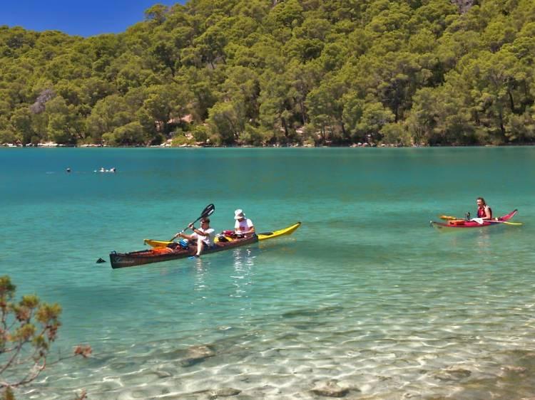 Natural Dalmatia, as seen through a tour of famous islands