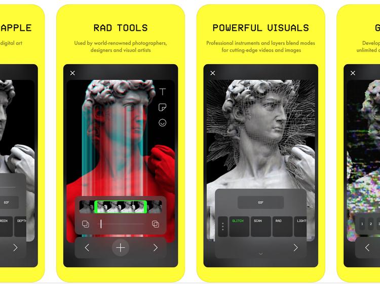 五個實用必備的影片編輯 app 推介