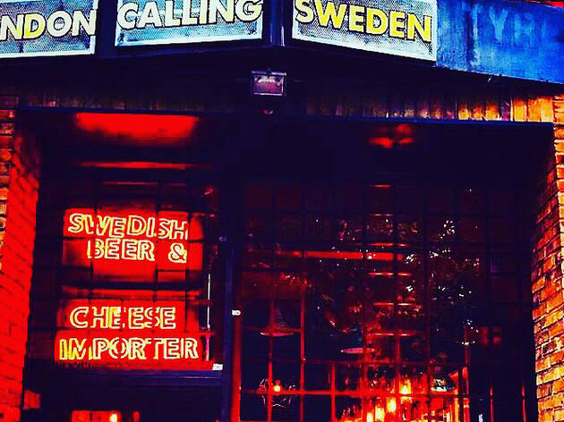 London Calling Sweden