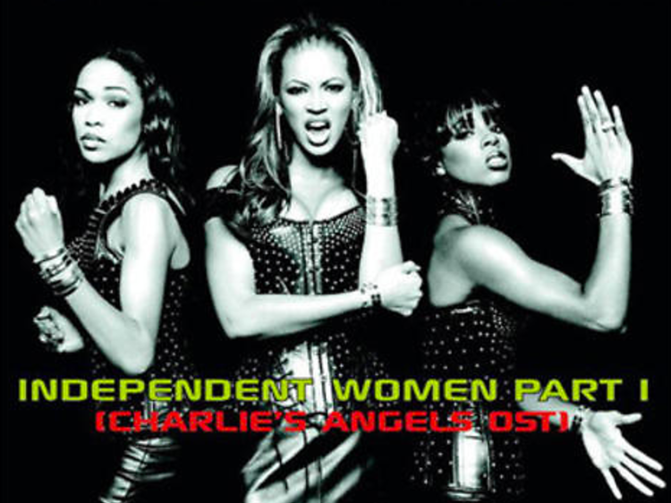 'Independent Women Part 1' by Destiny's Child