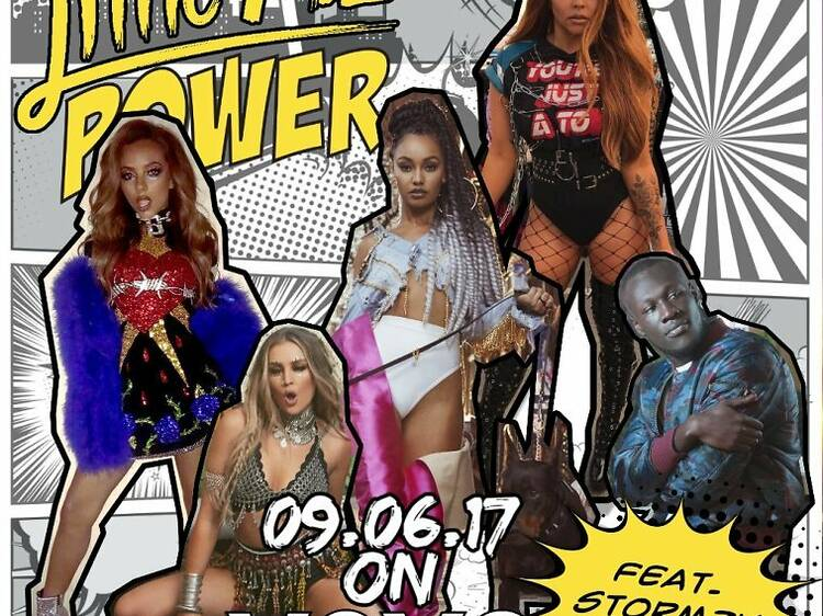 'Power' by Little Mix feat. Stormzy