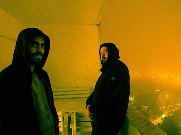 DJ Senior Vasquez + José Acid