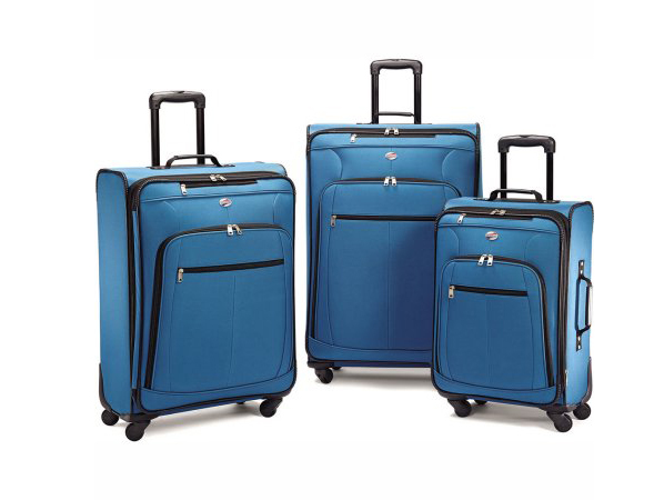 Snag these affordable luggage finds