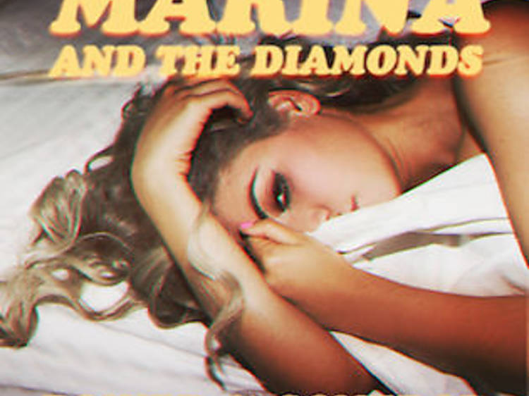 'Power & Control' by Marina and the Diamonds