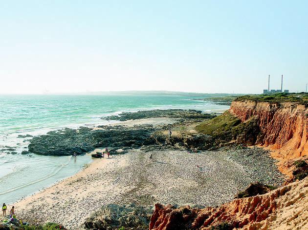 Praia do Morgável