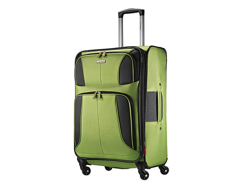 samsonite spinner suitcase
