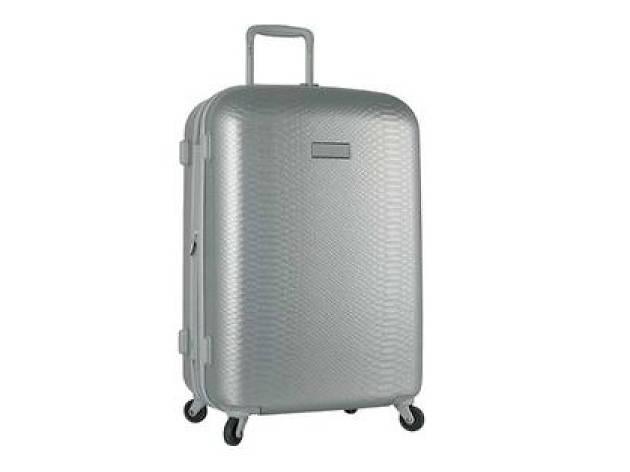 anne klein spinner suitcase