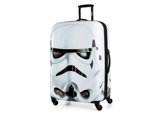 star wars american tourister suitcase