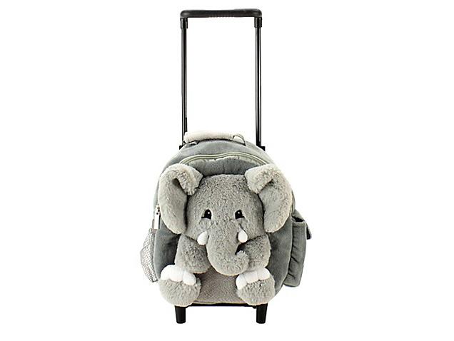 happy trolleys elephant backpack